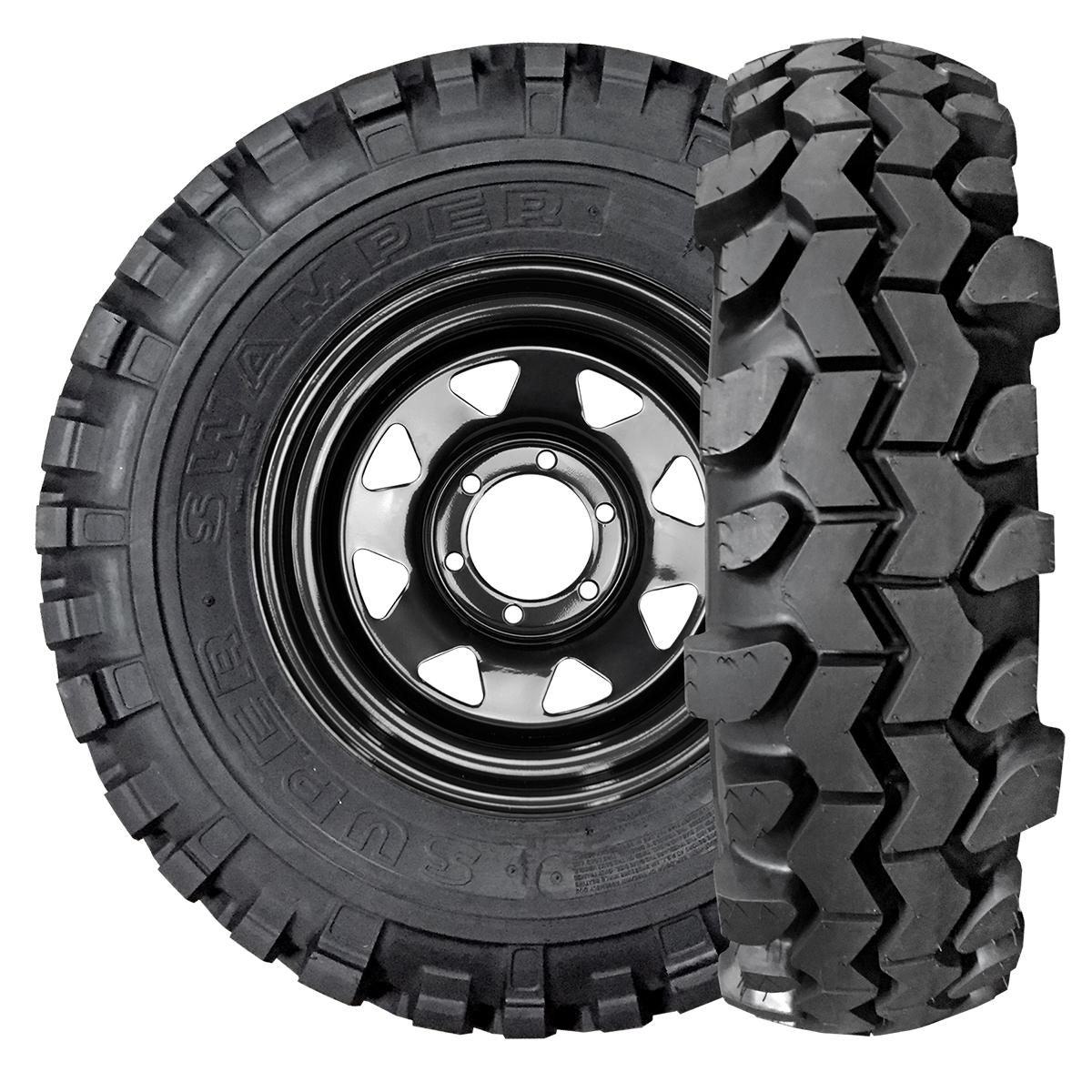The Blem List | Interco Tire