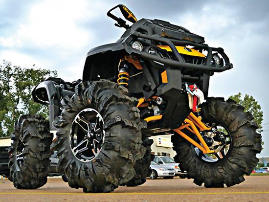 Black Mamba | Interco Tire