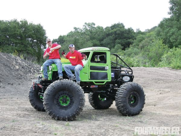 Interco For the Win - Four Wheeler Magazine's Top Truck